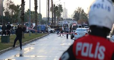 LLL-Live Let Live-Terrorist attack in Turkey Two people killed in car bomb attack in the city of Izmir