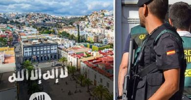 LLL-Live Let Live-Gran Canaria terrorist threat ISIS terrorist are ready to carry out attacks on the holiday island