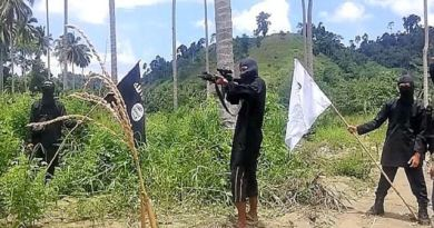 LLL-Live Let Live-ISIS links to terrorists in Philippines are very strong