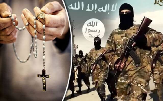 LLL-Live Let Live-ISIS terrorists target Egypt's Christians as its 'favorite prey'