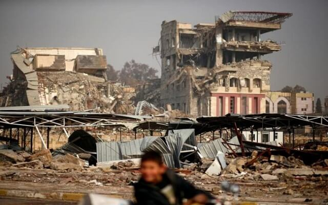 LLL-Live Let Live-ISIS terrorists using drones and rockets killed 11 civilians, including school kids in eastern Mosul