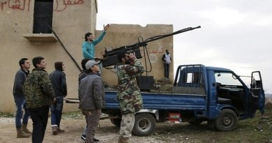 LLL-Live Let Live- Islamist rebel factions are clashing active in the past weeks in Northern Syria