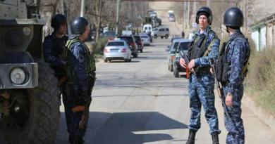 LLL-Live Let Live-Detained a criminal ring suspected of ISIS connections in Dagestan