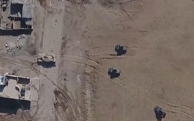 LLL-Live Let Live-ISIS is using increasingly unconventional weapons such as drones dropping grenades on Iraqi army forces