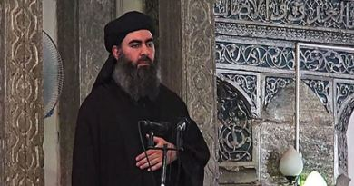 LLL-Live Let Live-ISIS leader Baghdadi allegedly spotted near Syrian borders in poor health condition