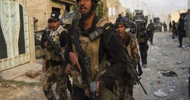 LLL-Live Let Live-16 ISIS members detained as security measures tightened in Southern Mosul