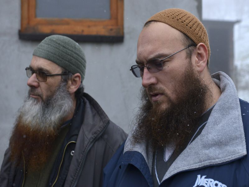 LLL-Live Let Live-Bosnia and Herzegovina has become a 'recruitment hotbed' for ISIS 1