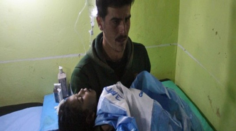 LLL-Live Let Live-Chemical weapon used in Syria attack confirmed as sarin gas