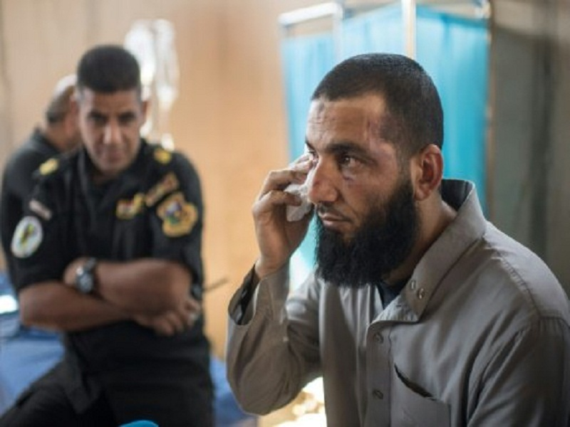 LLL-Live Let Live-Frontline clinic window on hell of ISIS-held Mosul areas 1
