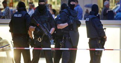 LLL-Live Let Live-German soldier arrested for plotting a terrorist attack