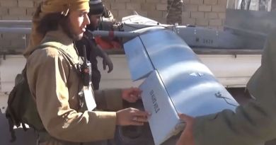 LLL-Live Let Live-ISIS is using weaponised drones to defend Syrian city of Tabqa