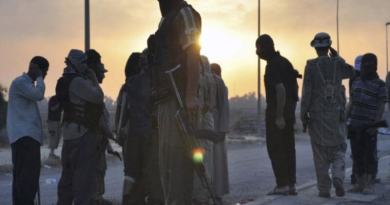 LLL-Live Let Live-ISIS terrorists are using 'factories of death'
