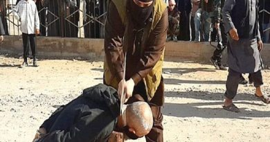 LLL-Live Let Live-Islamic State cuts ears of members who flee Mosul battlefield