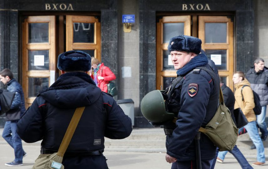 LLL-Live Let Live-Russia arrests 12 Islamic State suspects in Kaliningrad 1
