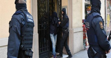 LLL-Live Let Live-Spanish authorities hold Egyptian and Spansh nationals with suspected ISIS links