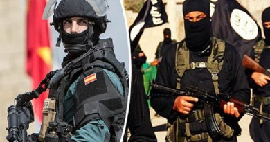 LLL-Live Let Live-Spanish police authorities detained ISIS-linked group with links to Brussels attack
