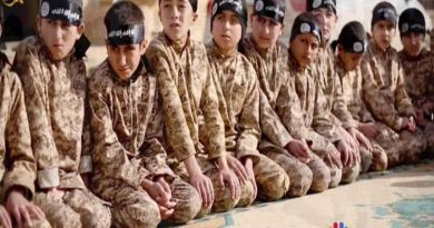 LLL-Live Let Live-Yezidi children trained by ISIS struggle to reintegrate