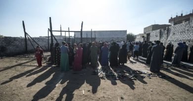 LLL-Live Let Live-Christians flee from the ISIS violence in North Sinai