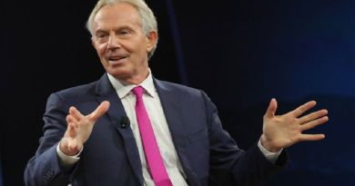 LLL-Live Let Live-Father of four is accused of posting pro-ISIS video propaganda of Tony Blair in flames