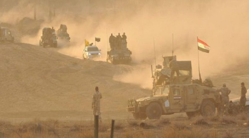 LLL-Live Let Live-Four ISIS terrorist group hideouts destroyed in Diyala military operation
