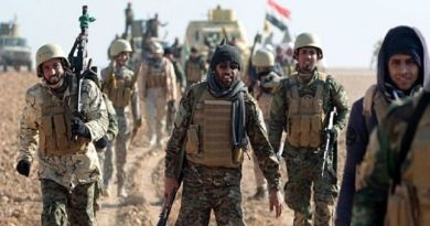 LLL-Live Let Live-Hashd al-Shaabi repulsed a massive ISIS offensive at Iraqi-Syrian borders