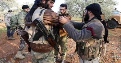 LLL-Live Let Live-ISIS claims Idlib comeback after four years of the 'caliphate'