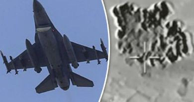 LLL-Live Let Live-ISIS targets obliterated by Turkish military in retaliation to New Year's club attack