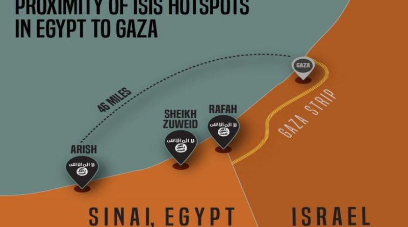 LLL-Live Let Live-ISIS terrorist group wants to build a base in Palestine