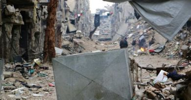 LLL-Live Let Live-ISIS terrorists block Palestinian refugees from leaving Yarmouk Camp