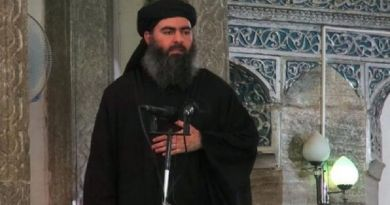 LLL-Live Let Live-Islamic State's Baghdadi likely to be in Africa because is the safest place for the terrorist group
