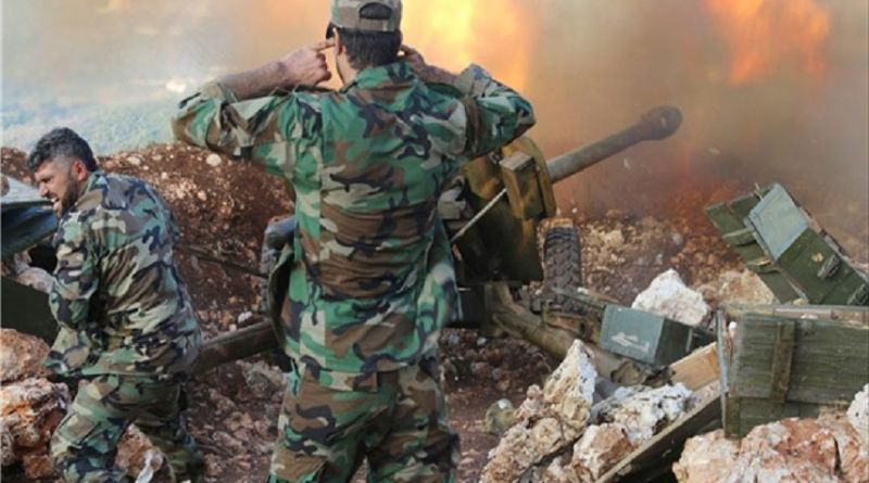 LLL-Live Let Live-Long convoy of ISIS terrorists vehicles destroyed in Syrian Army attack in Deir Ezzur
