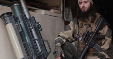 LLL-Live Let Live-New Albanian-American leader rises in ISIS terrorist group
