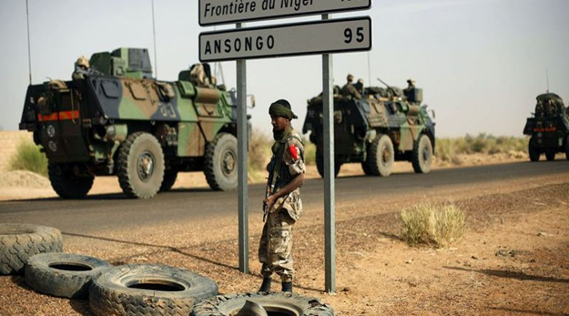 LLL-Live Let Live-Pentagon is investigating unverified images of the deadly terrorist ambush in Niger