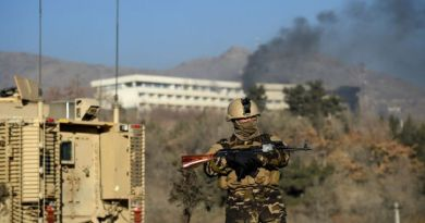 LLL-Live Let Live-Taliban attack on Afghan hotel leaves 18 people dead and many others injured
