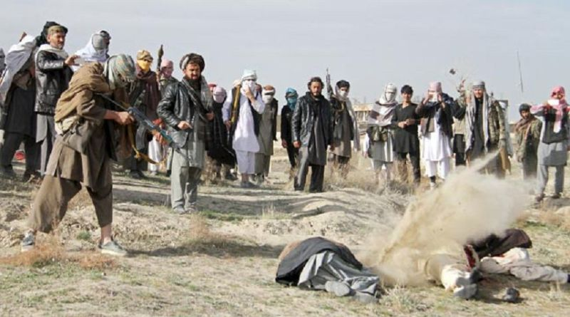 LLL-Live Let Live-Taliban militants kill ex-commander on charges of having links to ISIS in Nangarhar