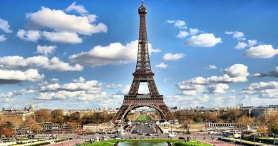 LLL-Live Let Live-The Eiffel Tower in Paris may have been target of Spain's ISIS terrorist cell