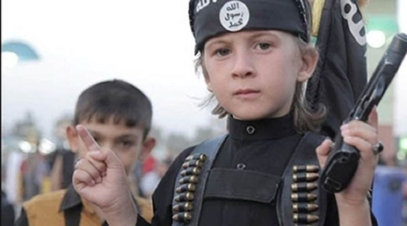 LLL-Live Let Live-Young and dangerous: The authorities are still without answer how to handle Europe's children of ISIS terrorists