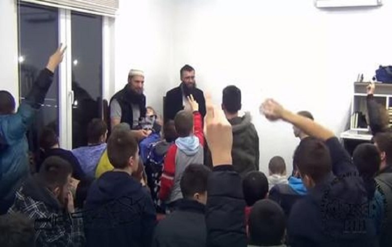 """LLL-Live Let Live-""""Asker"""" association formed by Naser Oric and Berin Balijagic created camp for training jihadi children in Bosnia 1"""