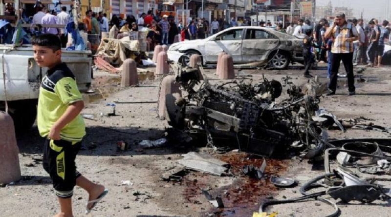 LLL-Live Let Live-Civilian killed and two others are wounded in ISIS bomb blast west of Anbar