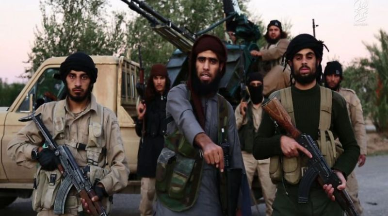 LLL-Live Let Live-ISIS drives rival terrorists out of more regions in Northwestern Syria