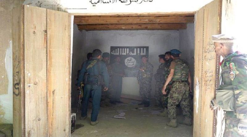 LLL-Live Let Live-ISIS terrorist attack repulsed and nine militants are killed in Jawzjan