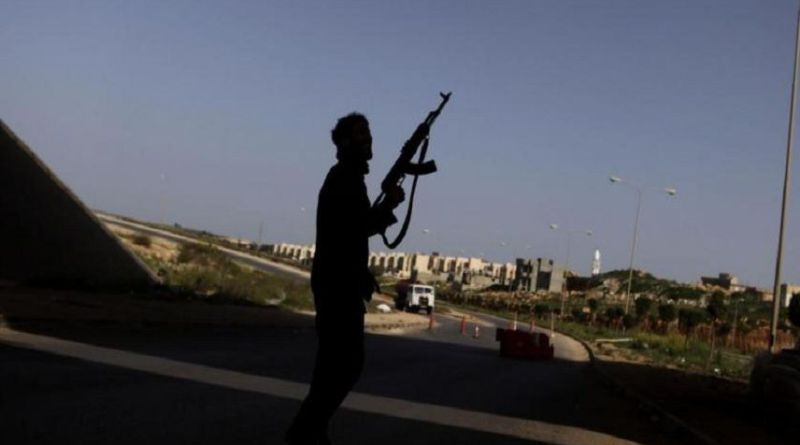 LLL-Live Let Live-ISIS terrorists attack the Dhara oil field in Eastern Libya