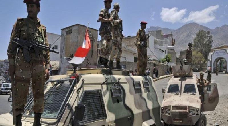 LLL-Live Let Live-ISIS terrorists claim the deadly suicide bombings in Yemen's Aden