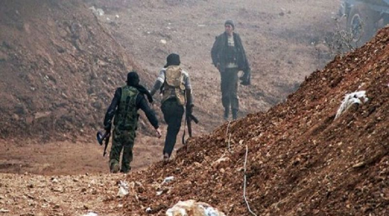 LLL-Live Let Live-ISIS terrorists continue to retreat from more regions in Northwestern Syria