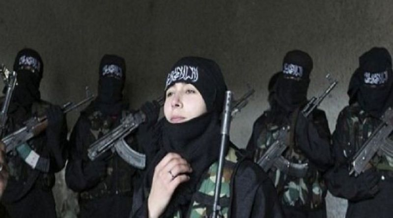 LLL-Live Let Live-Kazakh woman is sentenced to nine years for planning to join ISIS