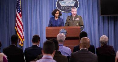 LLL-Live Let Live-Pentagon condemns rocket attacks against Turkey