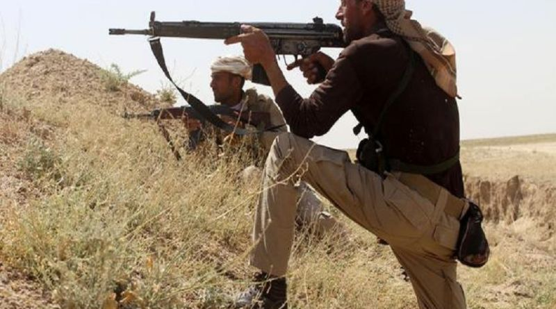 LLL-Live Let Live-Three ISIS suicide attackers killed in operation west of Anbar