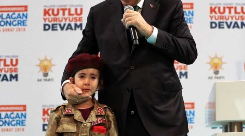 LLL - Live Let Live - Turkey's Erdogan in row over 'girl martyr' comment on TV