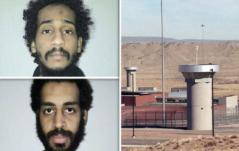 LLL-Live Let Live-Welcome to hell: Inside the supermax prison ISIS 'Beatles' gang face after capture 1
