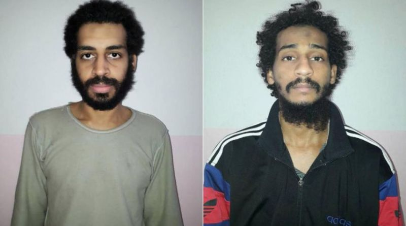 LLL-Live Let Live-Welcome to hell: Inside the supermax prison ISIS 'Beatles' gang face after capture